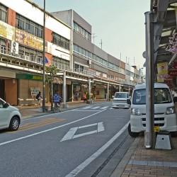 Ginza Street in Hikone